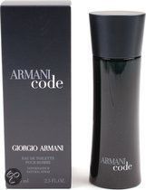 Armani Code parfum heren - Eau de Toilette