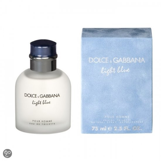 D&G Parfum Light Blue