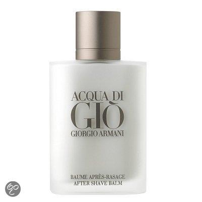 Giorgio Armani Acqua Di Gio Pour Homme - Aftershave Balsem