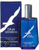 Blue Stratos - Eau de Toilette