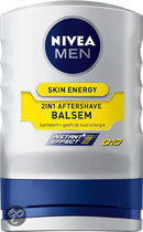 NIVEA MEN Energy Q10 Aftershave Balsem