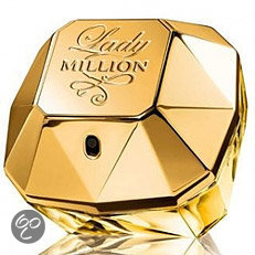 Paco Rabanne Lady Million for Women - Eau de Parfum