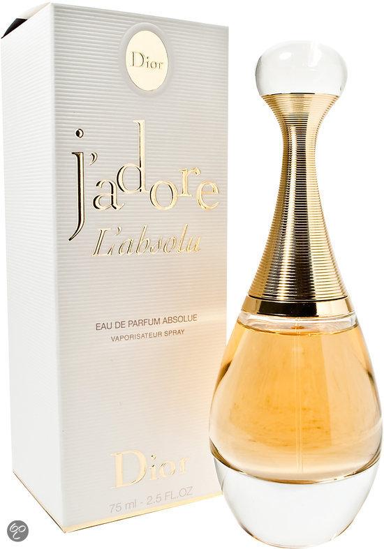 Christian Dior J'adore L'Absolu for Women - Eau de Parfum