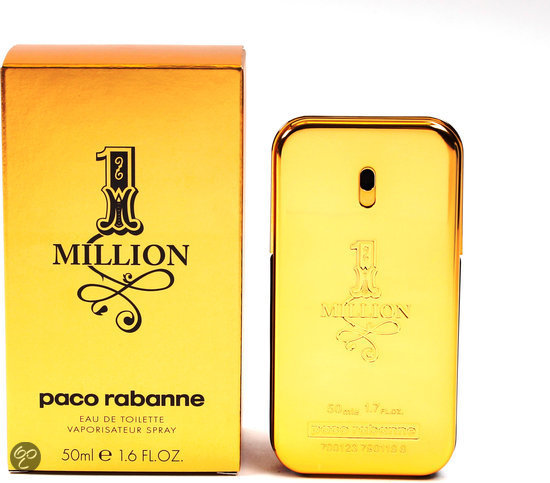 paco rabanne 1 million parfum. Black Bedroom Furniture Sets. Home Design Ideas