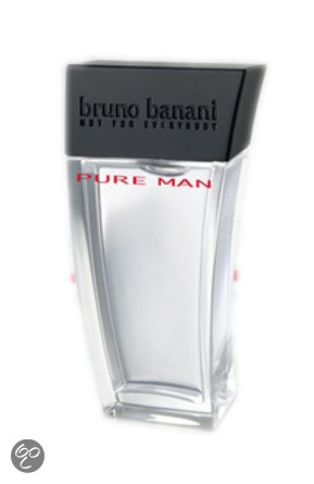 Zomergeuren 2014: Bruno Banani Pure for Men
