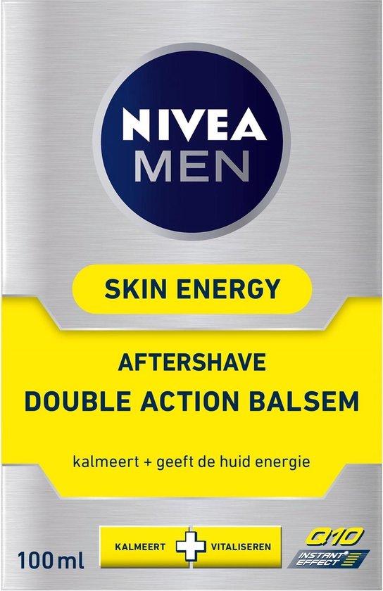 Nivea Men Energy Q10 - Aftershave Balsem